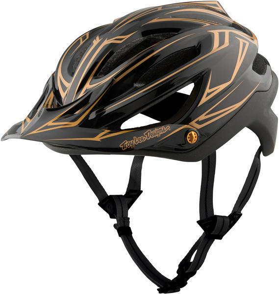 Troy Lee Designs A2 Helmet MIPS Pinstripe