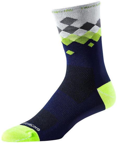 Troy Lee Designs Ace Crew Sock Astro