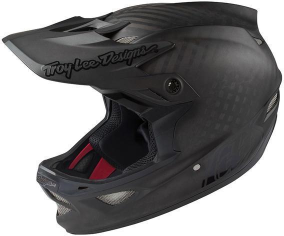 Troy Lee Designs D3 Carbon MIPS Helmet Midnight