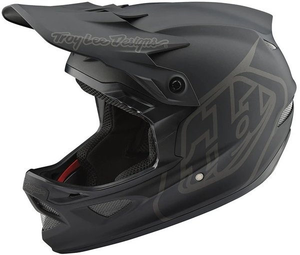 Troy Lee Designs D3 Fiberlite Helmet No MIPS Mono