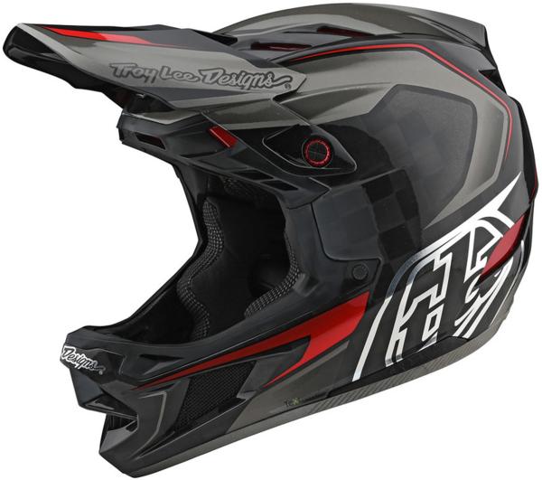 Troy Lee Designs D4 Carbon Helmet w/MIPS