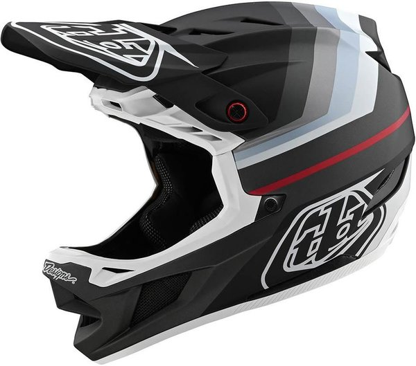 Troy Lee Designs D4 Composite Helmet w/ MIPS Mirage
