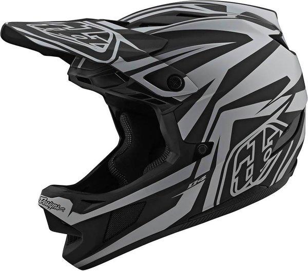 Troy Lee Designs D4 Composite Helmet w/MIPS Slash