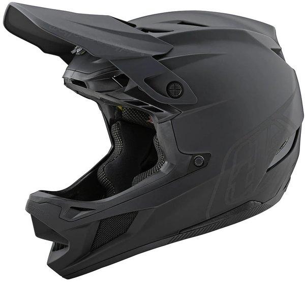 Troy Lee Designs D4 Composite Helmet w/ MIPS Stealth