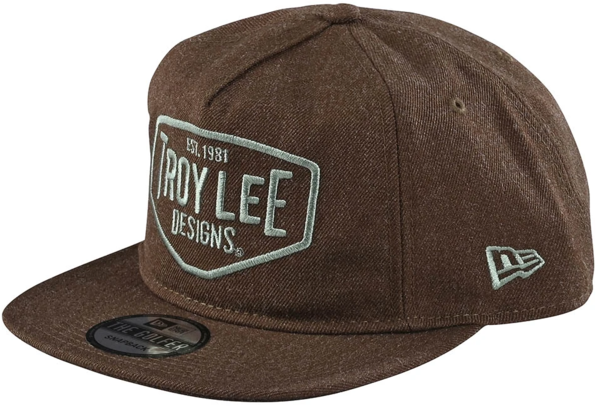 Troy Lee Designs Motor Oil Snapback