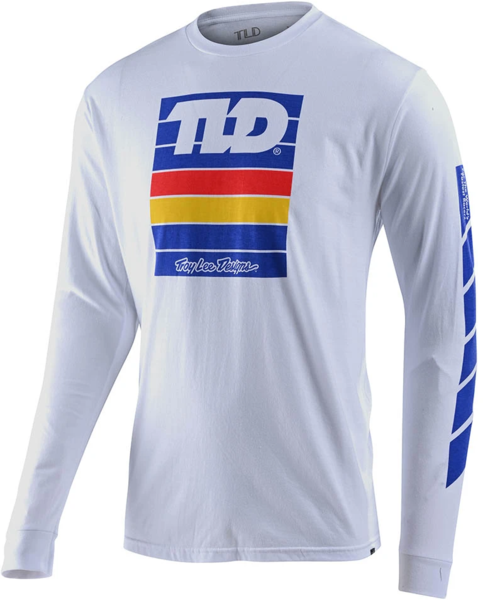 Troy Lee Designs Pregame Long Sleeve Tee