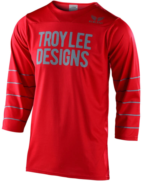 Troy Lee Designs Ruckus 3/4 Jersey Pinstripe