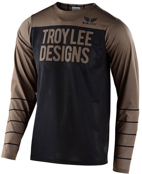 Troy Lee Designs Skyline Air Long Sleeve Jersey Pinstripe