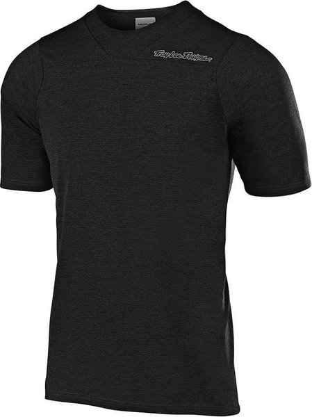 Troy Lee Designs Skyline Short Sleeve Jersey Color: Black