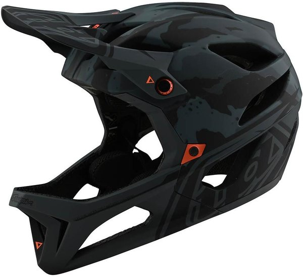 Troy Lee Designs Stage Helmet w/ MIPS Camo