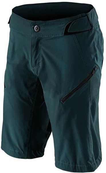 Troy Lee Designs Women's Lilium Short with Liner Color: Emerald