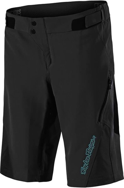 Troy Lee Designs Women's Ruckus Short Shell Color: Black
