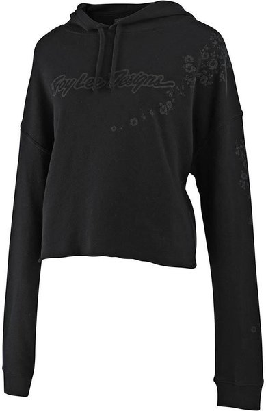 Troy Lee Designs Women's Signature Floral Crop Pullover