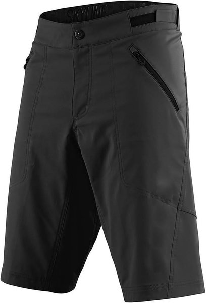 Troy Lee Designs Youth Skyline Short Color: Black