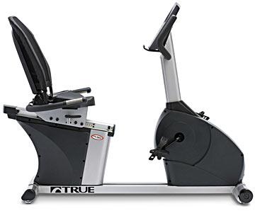 True Fitness PS50 Recumbent Exercise Bike