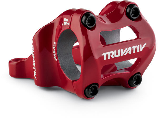 TruVativ Holzfeller Direct Mount Stem Color: BoXXer Red