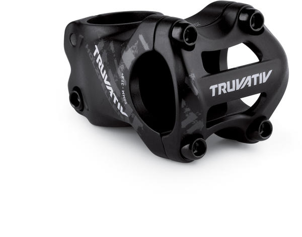 TruVativ Holzfeller Stem Color: Blast Black