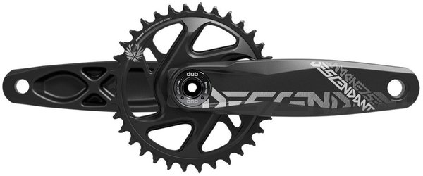 TruVativ Descendant Downhill Crankset