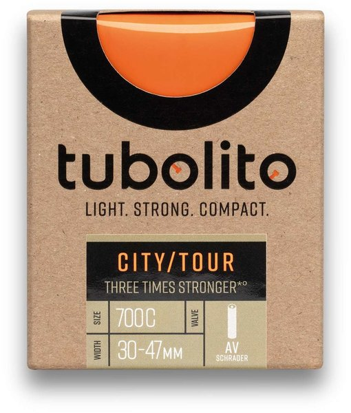 Tubolito Tubo City/Tour Presta Valve Tube