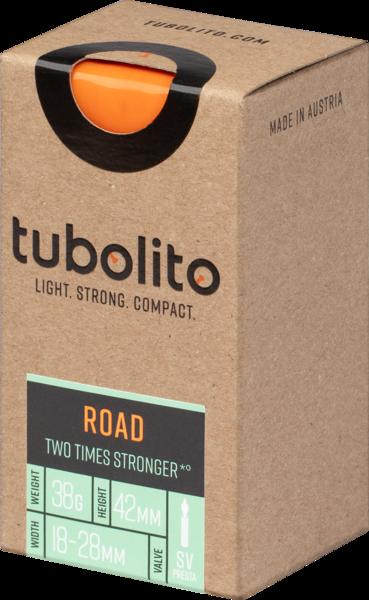 Tubolito Tubo Road Presta Valve Tube