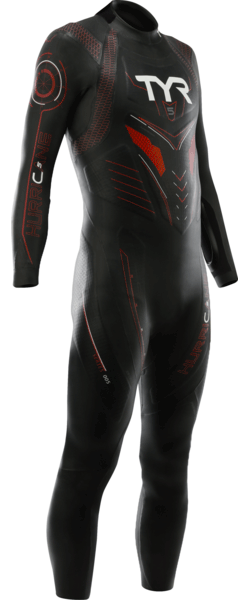 TYR Hurricane Category 5 Color: Black/Red