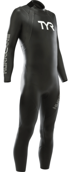 TYR Women's Hurricane Category 1 Color: Black/White