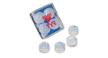 TYR Soft Silicone Ear Plugs