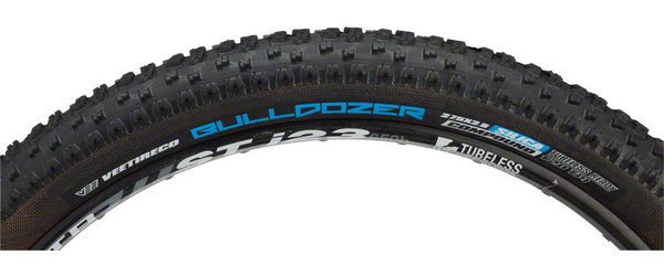 Vee Tire Co. Bulldozer 27.5+ Color: Black