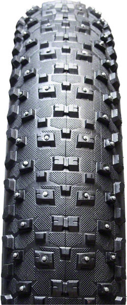Vee Tire Co. ShowshoeXL-Studded 120tpi K Tire Color: Black