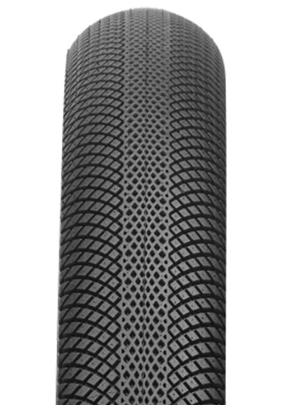 Vee Rubber Speedster-Fatbike 120tpi K Tire Color | Model | Size | Type: Black | Folding bead | 26x3.5 | Silica compound