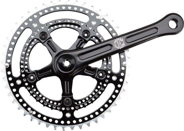 Velo Orange Grand Cru Drillium Crankset