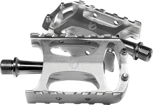 Velo Orange Touring Pedals Color: Silver