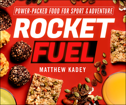 VeloPress Rocket Fuel