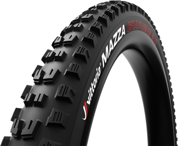 Vittoria Mazza 27.5-inch Color: Black