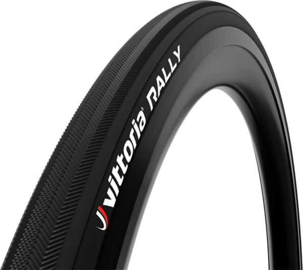 Vittoria Rally Tubular 700c Color: Black