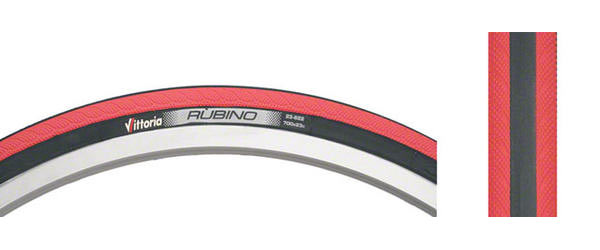 Vittoria Rubino III Color: Red
