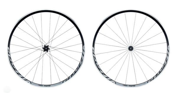 Vittoria Tactic 700c Wheelset Color: Black