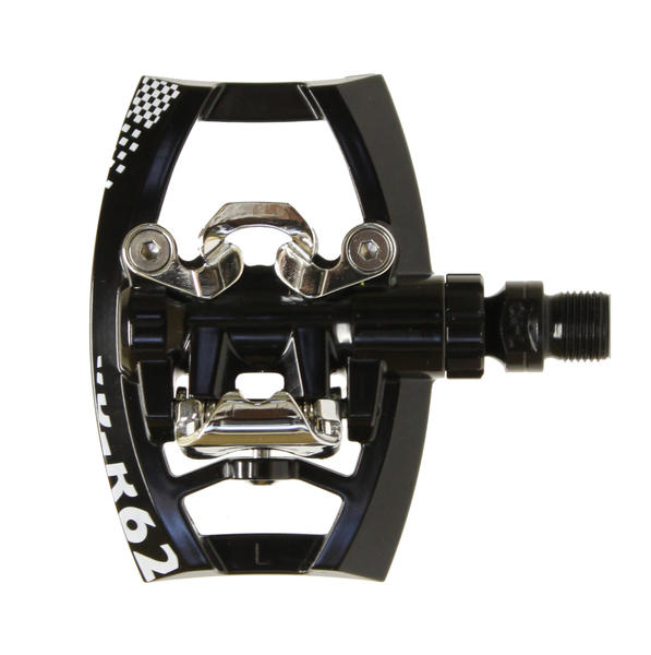 VP Components VP-R62 Road Pedals Pedals are sold in pairs with cleats.
