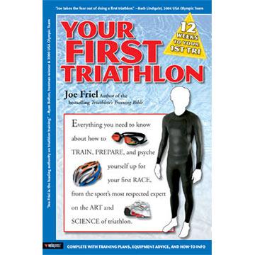 VeloPress Your First Triathlon