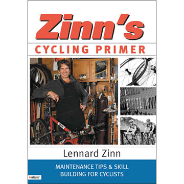 VeloPress Zinn's Cycling Primer