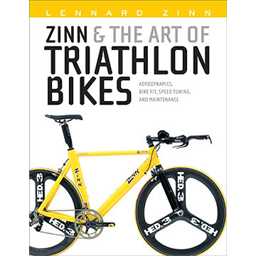 VeloNews Zinn & the Art of Triathlon Bikes