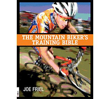 VeloPress The Mountain Biker's Training Bible