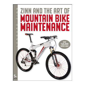 VeloPress Zinn & the Art of Mountain Bike Maintenance, 5th Ed.