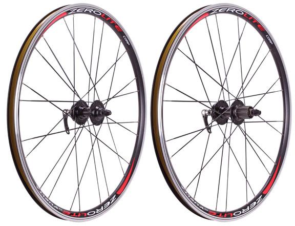 Vuelta Zerolite Comp Alloy 26-inch Wheelset, 24h
