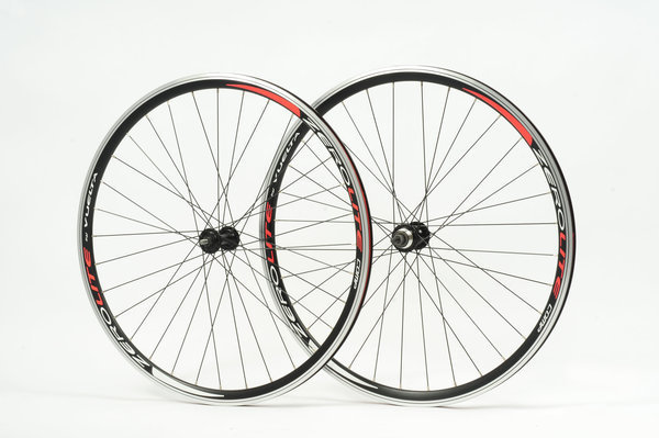 Vuelta ZeroLite Track Comp 700c Wheelset Color: Black