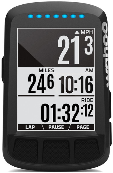 Wahoo ELEMNT BOLT - Stealth Edition Color: Stealth