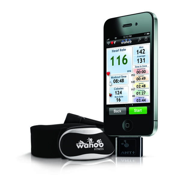 Wahoo Ant+ Run/Gym Heart Rate Pack