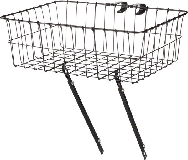 Wald 1392 Front Basket Color: Black