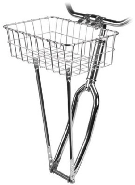 Wald 139 Front Basket Color: Zinc Plated