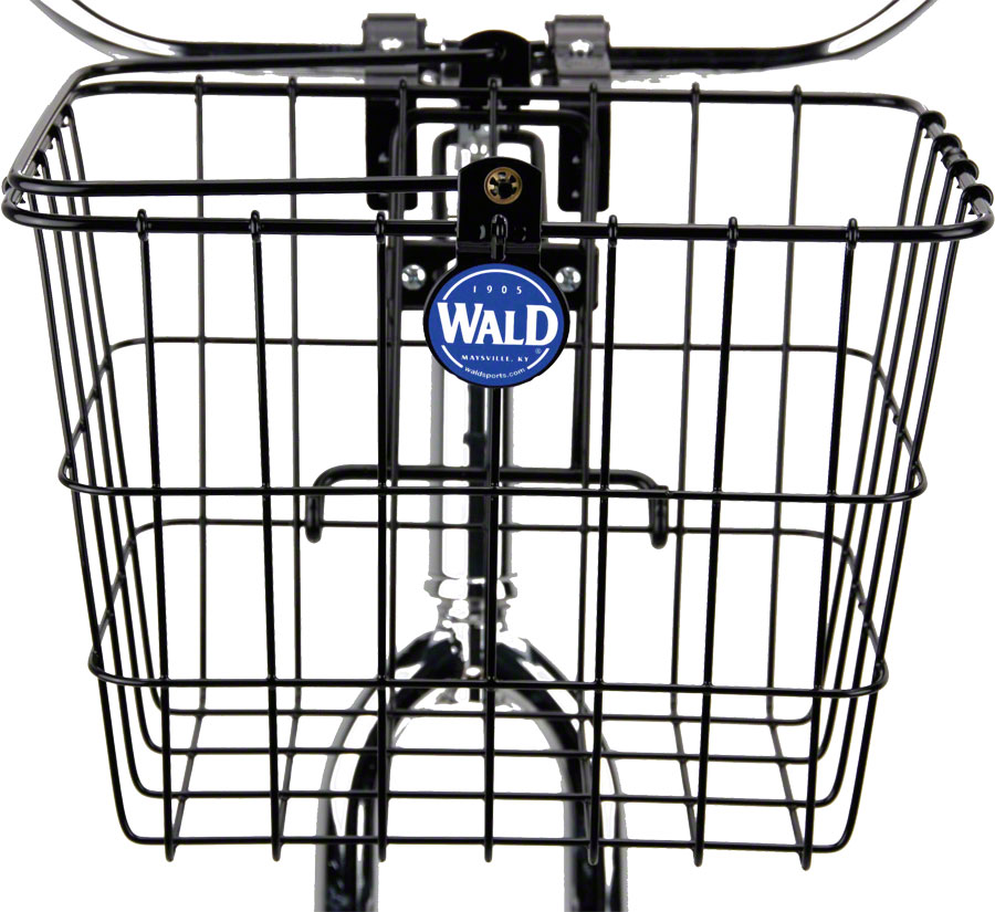 Wald 3114 Front Lift-Off Basket Color: Black